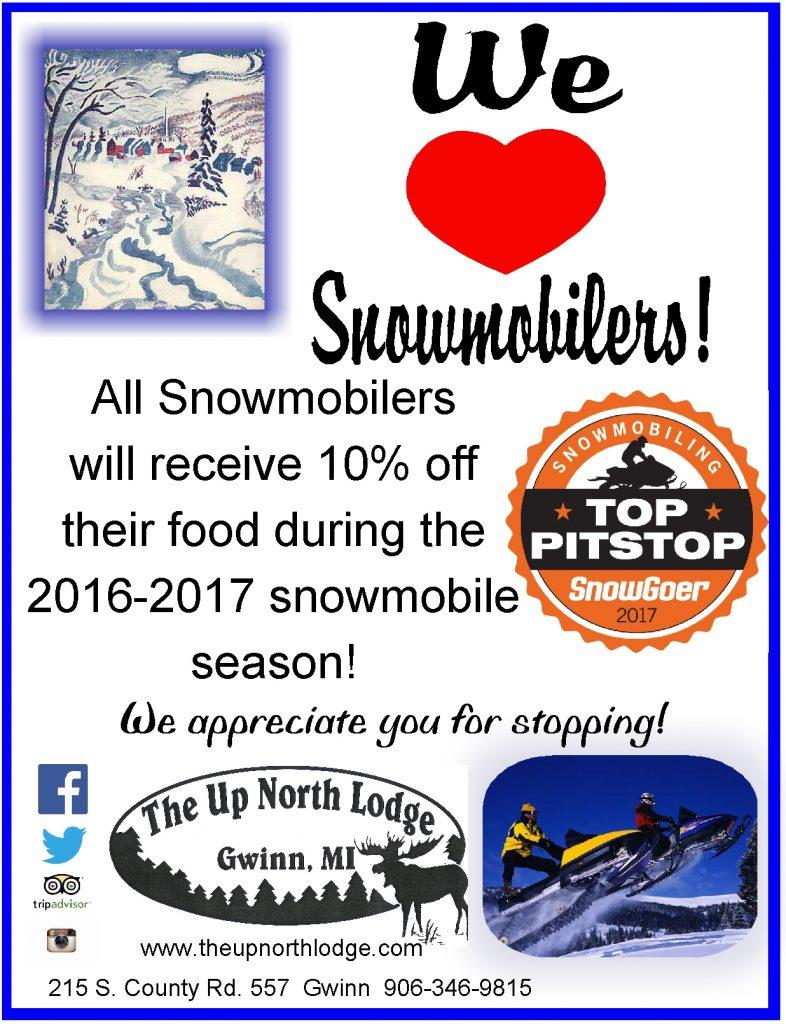 Snowmobile 2017Promo