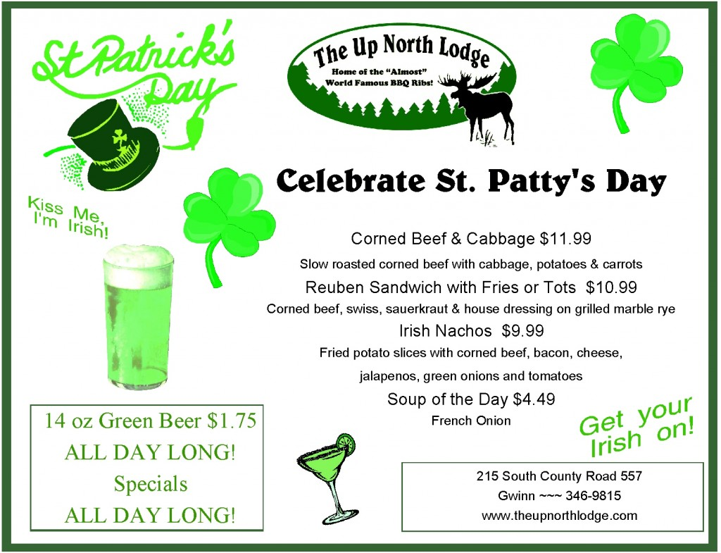st pat's day 2015
